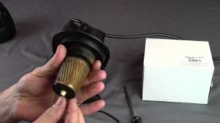 Aquasurge Pump Impeller Replacement
