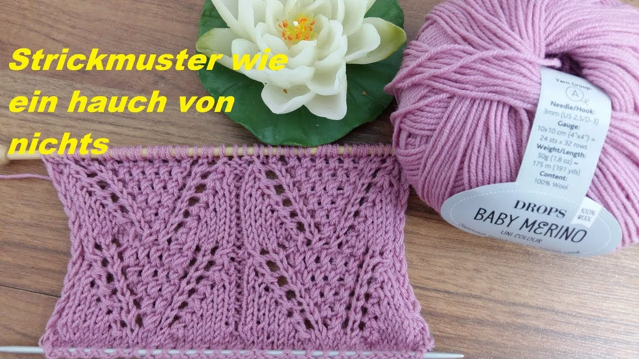 Colorful Sommer Strickmuster Gift - Decke Stricken Muster ...