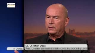 Im Dialog: Michael Krons im Gespräch mit Christian Dogs am 28.04.2017