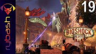 BIOSHOCK INFINITE REMASTERED GAMEPLAY | PART 19 | Songbird is back!