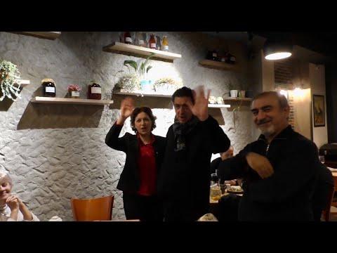 Yerevan,12.02.20, We, Mezzo Akumbic Minchev NUBARA Restoran.