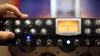 PreSonus: The new ADL 700 single-channel strip