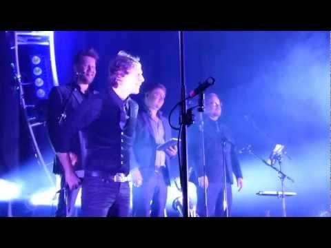 Sunrise Avenue - Bye Bye @ Big Band Theory Kiel