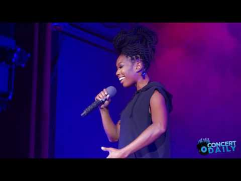 "Brandy performs ""Wildest Dreams"" live at the Fillmore Silver Spring"