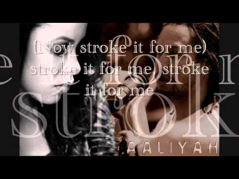 Rock the Boat Lyrics by Aaliyah - Music Lyrics