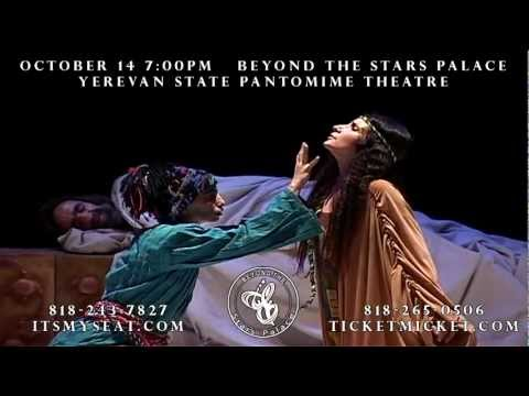 Yerevan State Pantomime Theatre At Beyond The Stars Palace