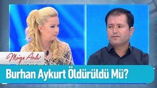 Burhan Aykurt cinayete mi kurban gitti? - Müge Anlı ile Tatlı Sert 17 Eylül 2019