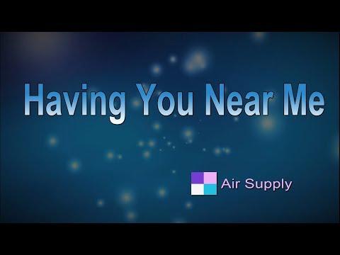 having-you-near-me-♦-air-supply-♦-karaoke-♦-instrumental