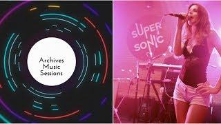 Archives Music Sessions 2 - Circé Deslandes (interview & live) part 1 english subs