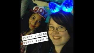 Super Junior Super Show 5 Fan Account (Seoul) Thumbnail