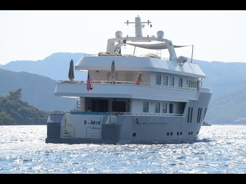 35 m steel hull Motor Yacht For Sale  Different Creature