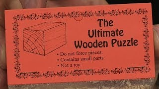 Ultimate Wooden Puzzle