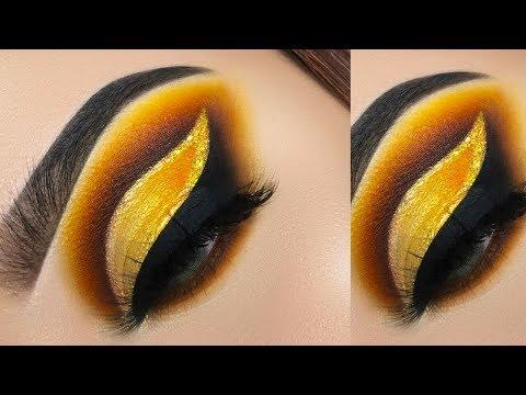 Yellow Fall Makeup Tutorial Pt.2 thumbnail