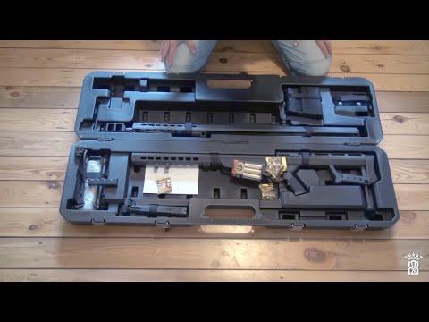 *Airsoft Unboxing* Socom Gear Barrett M107 GBB CO2  | Deutsch - English Subtitle