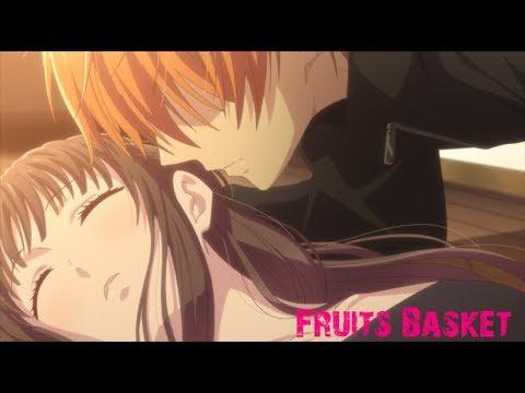 Fruits Basket Kiss Scene