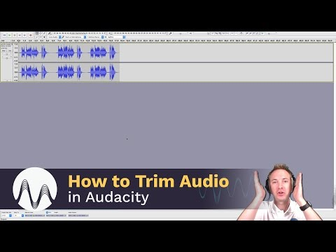 How to Trim Audio in Audacity