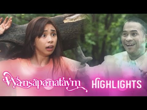 Wansapanataym: Espie is surprised to see her father