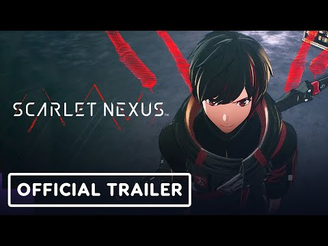 Scarlet Nexus - Official Trailer | TGS 2020