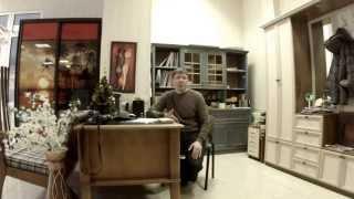 видео Мебель из дерева на заказ