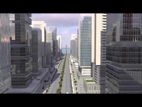 Eko Atlantic Business District