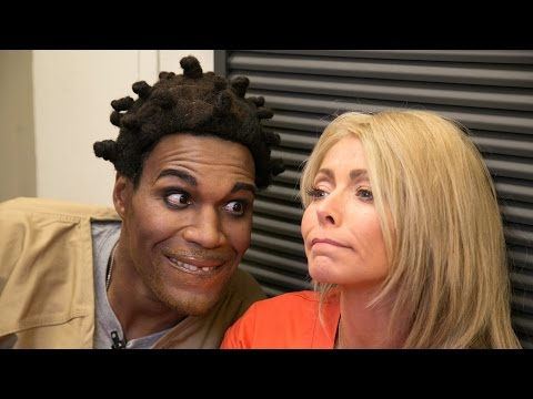 Kelly and Michael Orange Is The New Black