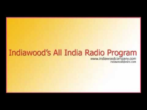 Indiawood Programme Aired on All India Radio