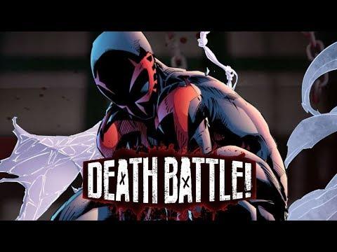 Spider-Man 2099 Crawls Into DEATH BATTLE