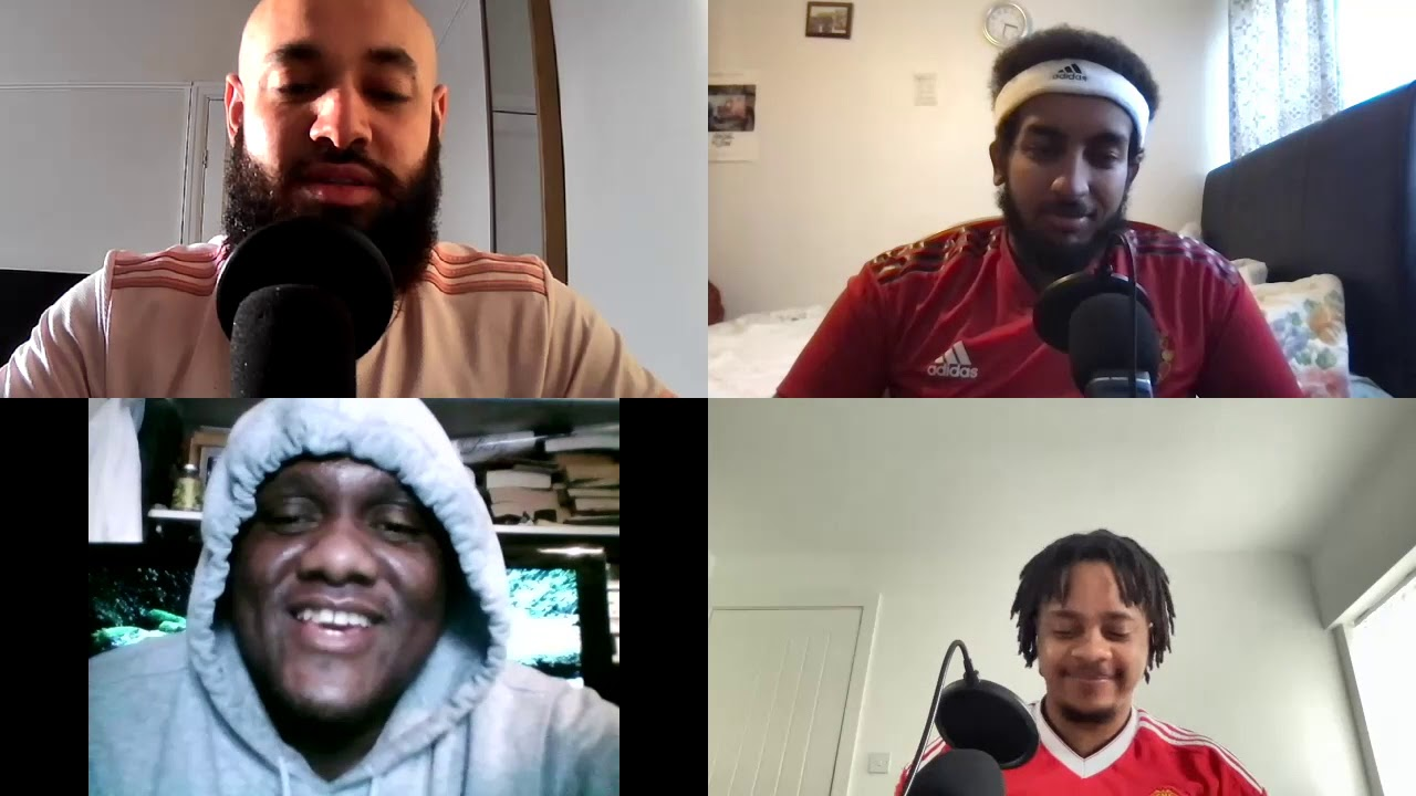 Podcast- Season 2 Ep 6: Problematic Scenarios, Chip vs Stormzy, PL topped by  Man United & reactions