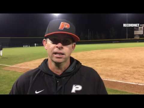 Mike Neu (baseball) Pacific baseball coach Mike Neu after his team beat Penn State on