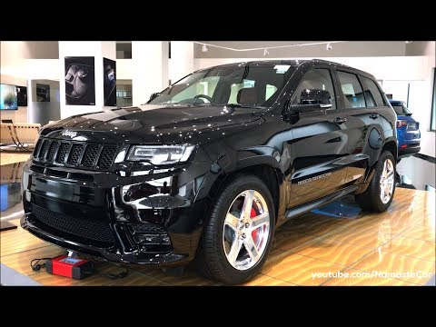 Jeep Grand Cherokee SRT WK2 2018 | Real-life review