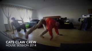 HOUSE SESSION CATS CLAW 2014.