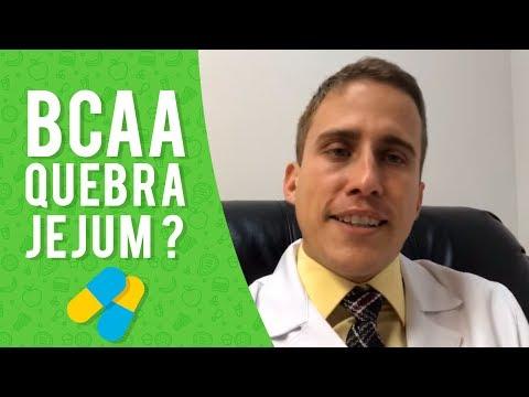BCAA Quebra Jejum?