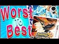 Ranking EVERY Pokémon Game From Worst to Best (Main Series)