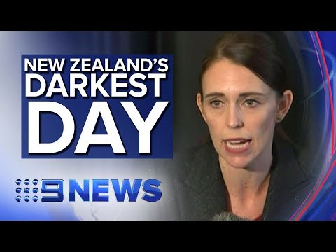 NZ PM confirms police have one suspect in custody | Nine News Australia
