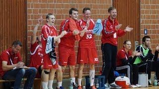 MT Melsungen 2 vs  TSG Münster (Handball Oberliga 2016/17)