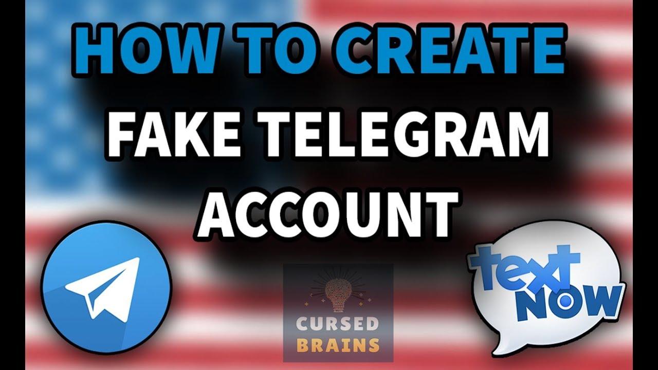 How To Create Fake Telegram Account Using Mobile - TextNow Working Code -  Working Method