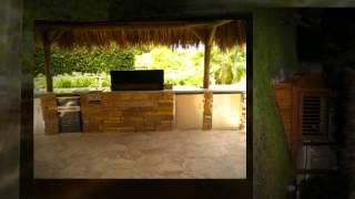 Best Hallandale Fl (954) 282-9242 Tiki Hut Builder & Repair Custom |backyard Bar |chickee |thatching