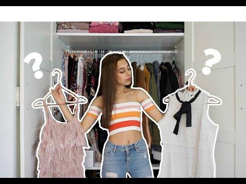 לשמור או לא לשמור? מעיפה הרבה בגדים מהארון ואתם יכולים לקבל אותם! | עמנואל לוי