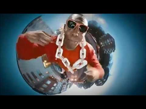 Bonkers, but everytime Dizzee Rascal says bonk or bonkers it gets bass boosted  5db
