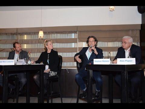 Panel Debate Focuses on Marketing Diamonds - Israel Diamond Exchange