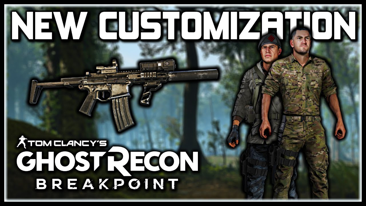 Ghost Recon Breakpoint | *NEW* Content, Weapons, Cosmetics, Secret Changes & More! thumbnail