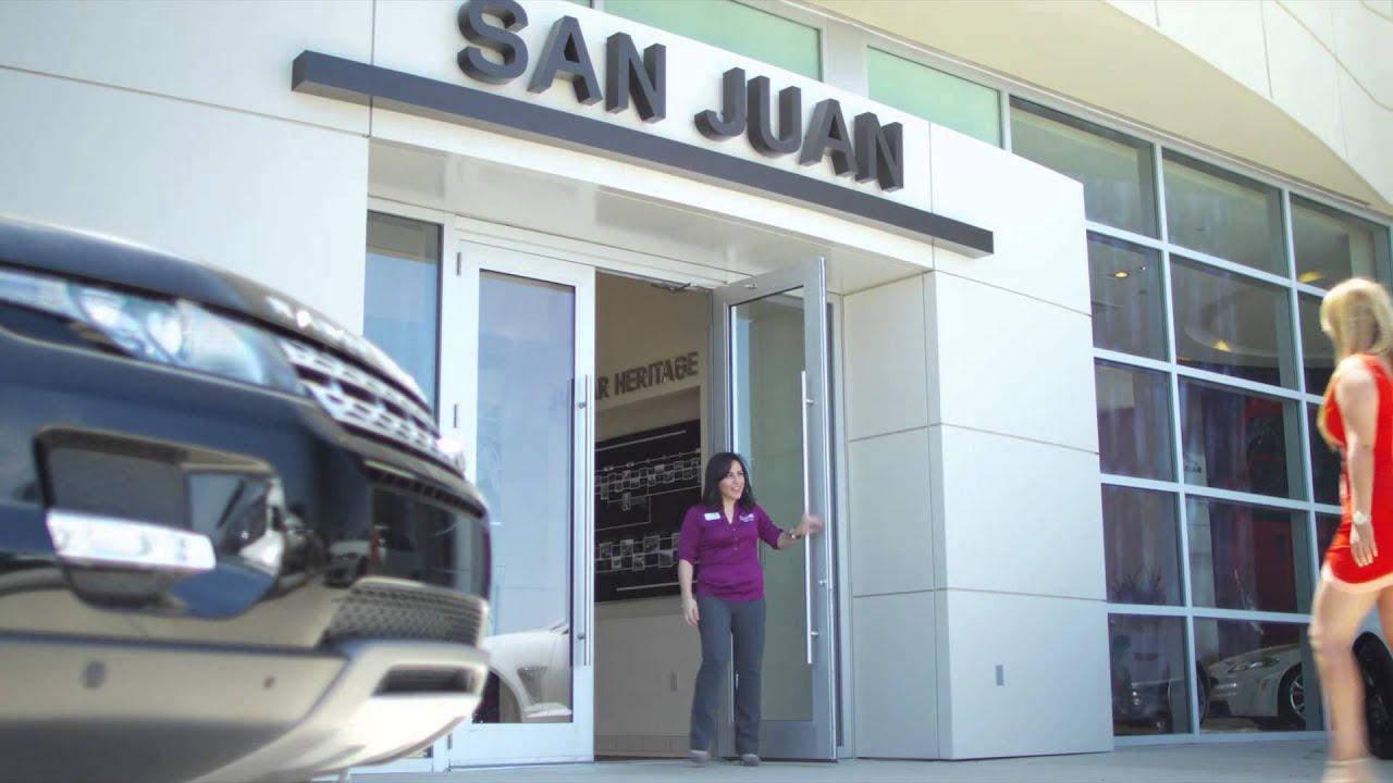"""Jaguar Land Rover San Juan """"Jag Service"""" English"""
