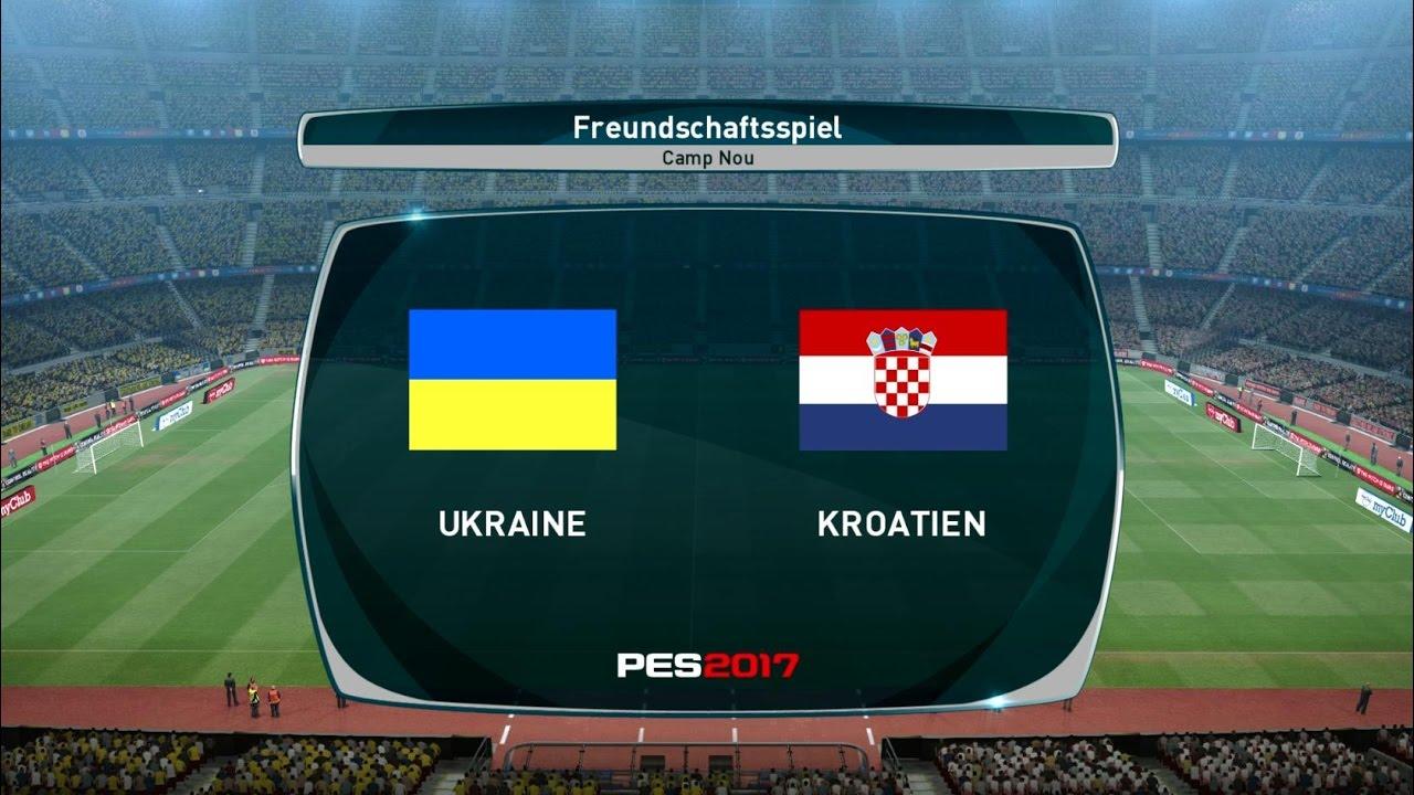 World Cup 2018 Qualifiers Ukraine