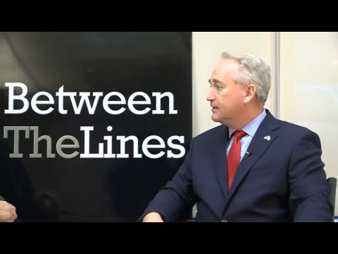 Between the Lines: Keith Faber part 1
