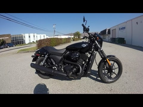 2017 Harley Davidson Street 500 Test Ride Insights Is This A Real South San Francisco You