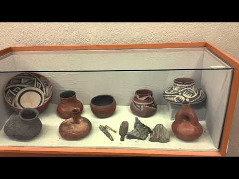 Besh Ba Gowah Archaeological Park museum: Globe, Arizonia HD Part 4