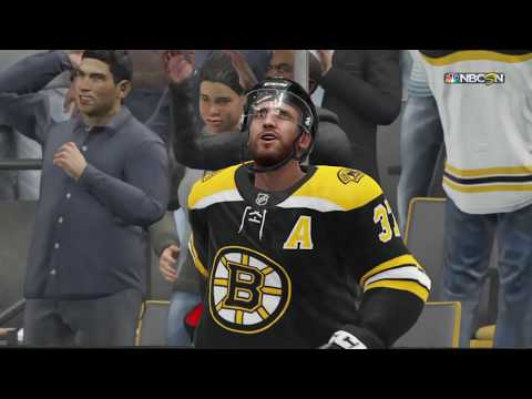 NHL 19 - Ottawa Senators Vs Boston Bruins Shootout