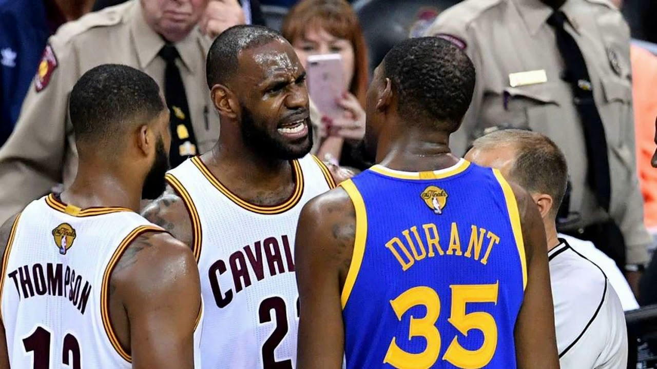 Golden State Warriors vs Cleveland Cavaliers. Here we Go AGAIN ... 39ee7a9d3