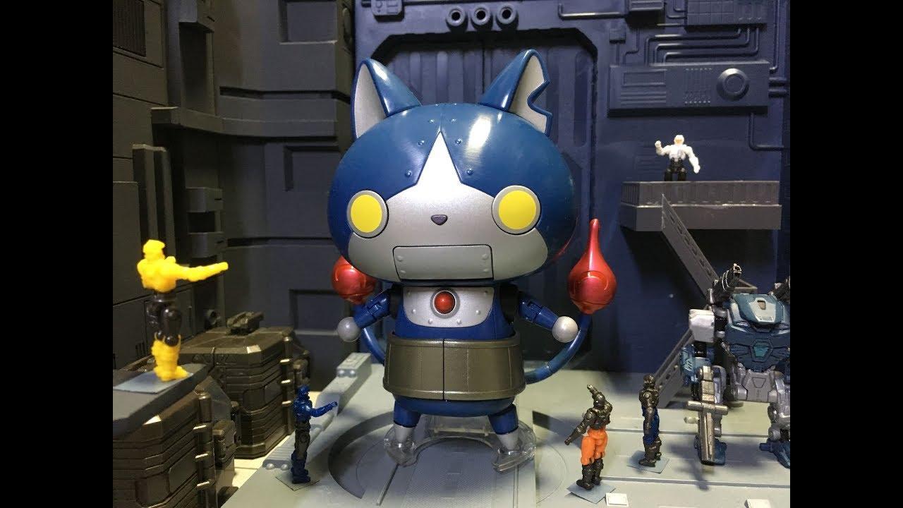 妖怪ウォッチ 超合金ロボニャンchogokin Yokai Watch Yo Kai Watch