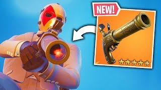 THE NEW PISTOLET A SILEX IS TROP CHEAT! 🔥 THE BEST OF FORTNITE #131